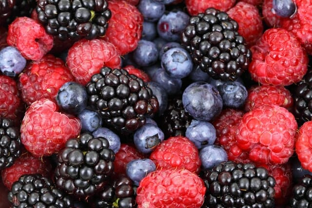 Amazing Health Benefits of Berries