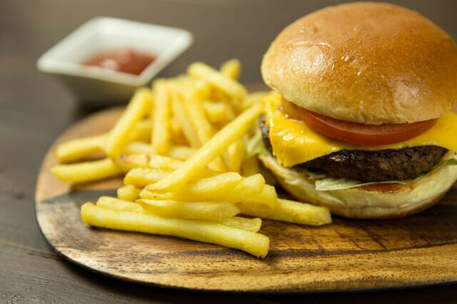 Fast Food And Its Effects On Gut Health